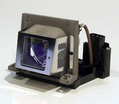 MITSUBISHI XD206U replacement lamp with original bulb inside